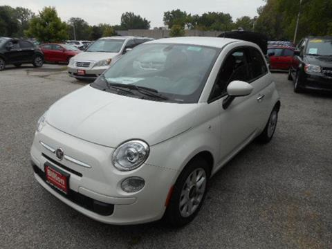 2017 FIAT 500 for sale in Clive, IA