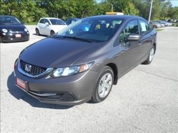 Jake Sweeney Honda 2014 Honda Civic For Sale Cincinnati, OH - Carsforsale.com