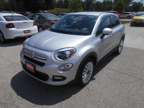 2016 FIAT 500X for sale in Clive IA