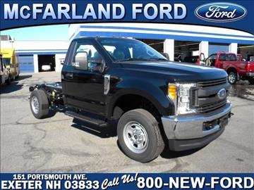 2017 Ford F-350 Super Duty for sale in Exeter, NH