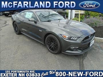 2017 Ford Mustang for sale in Exeter, NH