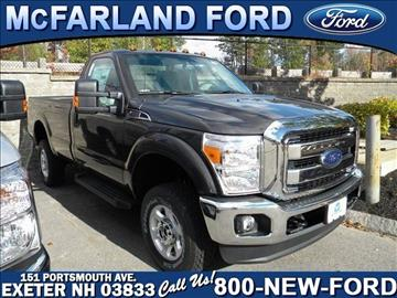 2016 Ford F-250 Super Duty for sale in Exeter, NH