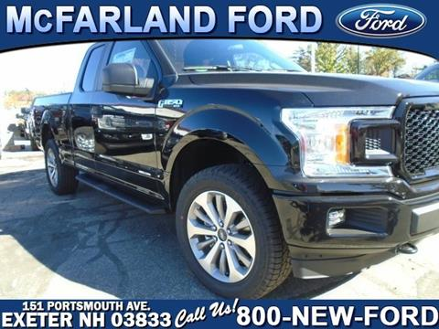 2018 Ford F-150 for sale in Exeter, NH