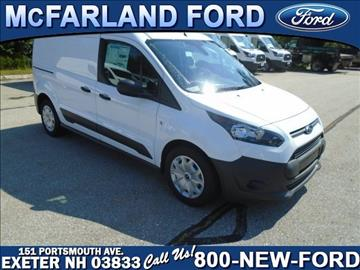 2017 Ford Transit Connect Cargo for sale in Exeter, NH