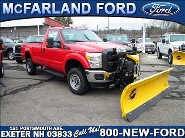 2016 Ford F-350 Super Duty for sale in Exeter, NH