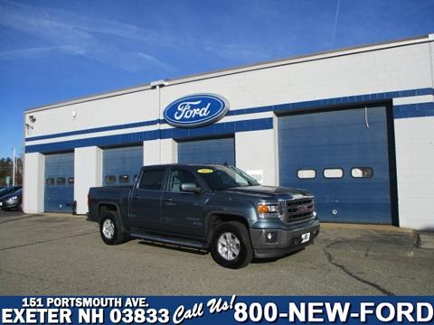 2014 GMC Sierra 1500 for sale in Exeter, NH