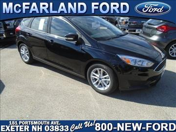 2017 Ford Focus for sale in Exeter, NH