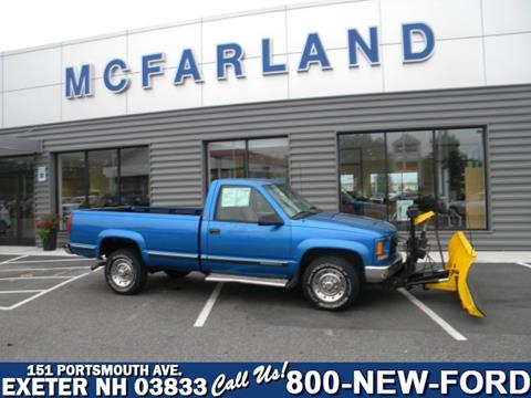 1999 GMC Sierra 2500 Classic for sale in Exeter, NH