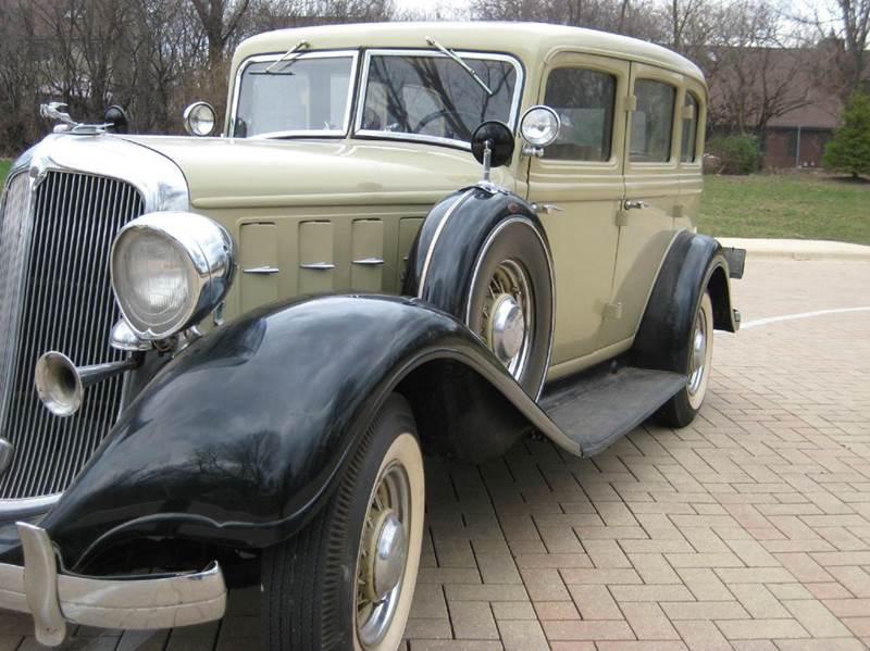 1933 Chrysler Imperial  - Geneva IL