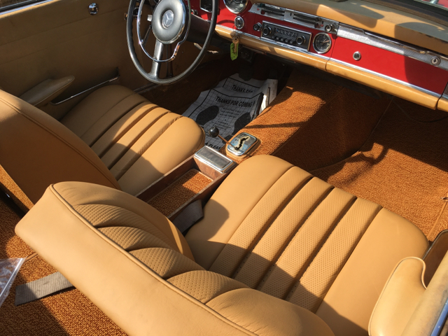 1966 Mercedes-Benz SL-Class Pagoda - Geneva IL