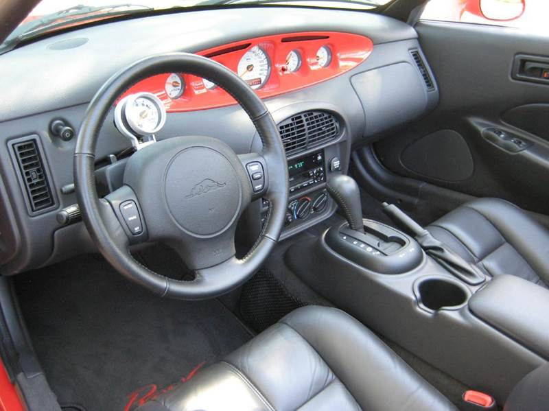 1999 Plymouth Prowler CONVERTIBLE - Geneva IL