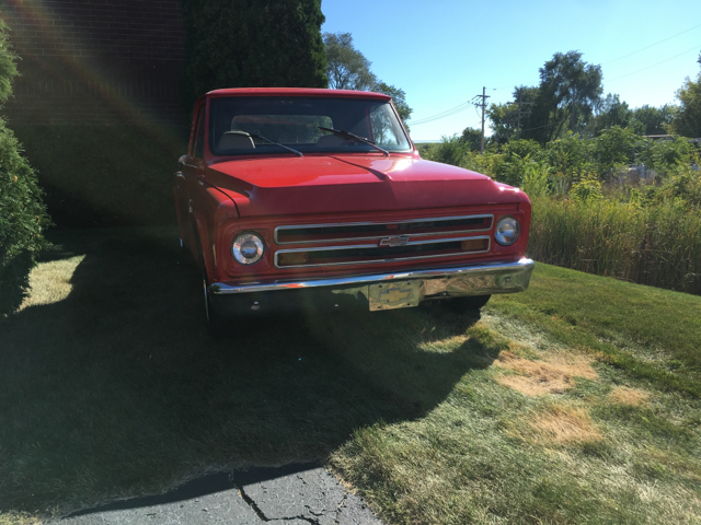 1968 Chevrolet C/K 10 Series Step Side  - Geneva IL