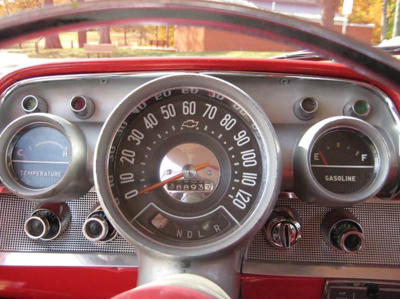 1957 Chevrolet Bel Air BEL AIR - Geneva IL