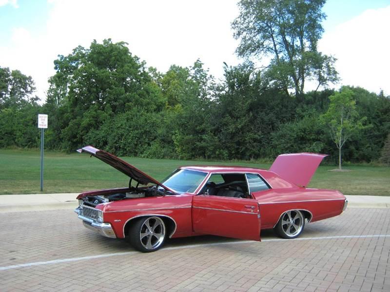 1970 Chevrolet Impala FASTBACK - Geneva IL
