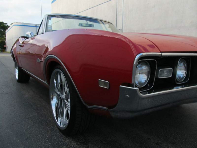 1968 Oldsmobile Cutlass Show/Custom - Geneva IL