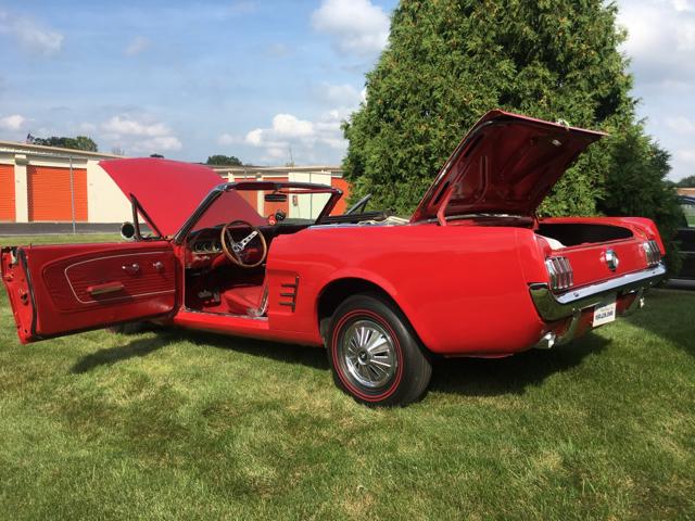 1966 Ford Mustang Convertible - Geneva IL