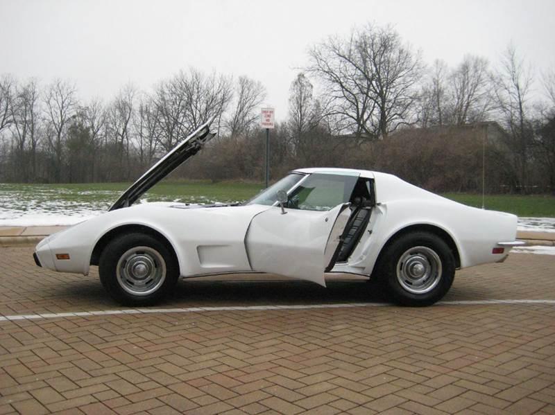 1973 Chevrolet Corvette T-TOPS - Geneva IL