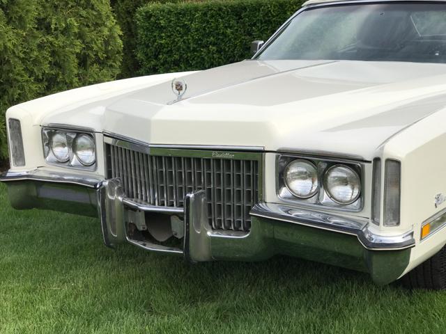 1972 Cadillac Eldorado Convertible  - Geneva IL