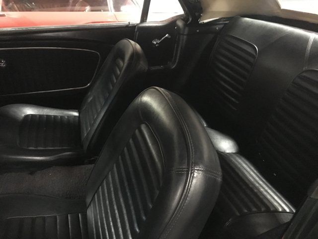 1965 Ford Mustang A Code 289 - Geneva IL