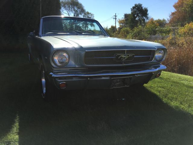 1965 Ford Mustang Convertible  - Geneva IL