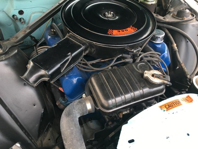 1965 Ford Thunderbird Convertible - Geneva IL