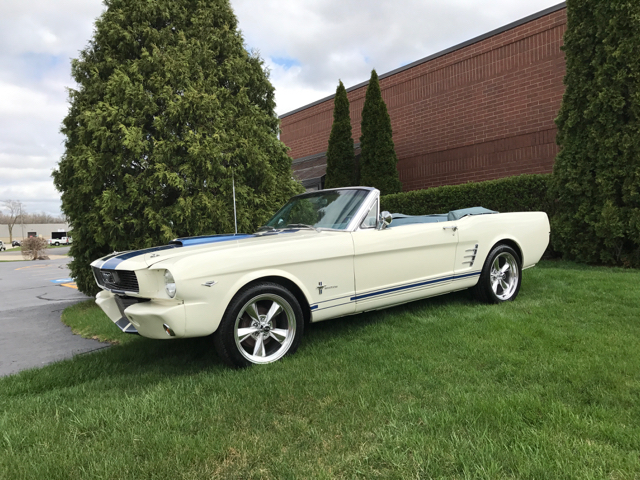 1966 Ford Mustang Convertible  - Geneva IL