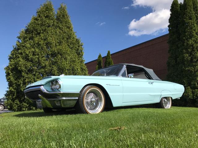 1964 Ford Thunderbird Convertible  - Geneva IL