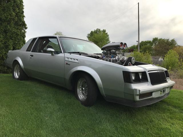 1984 Buick Regal T Type Turbo 2dr Coupe - Geneva IL
