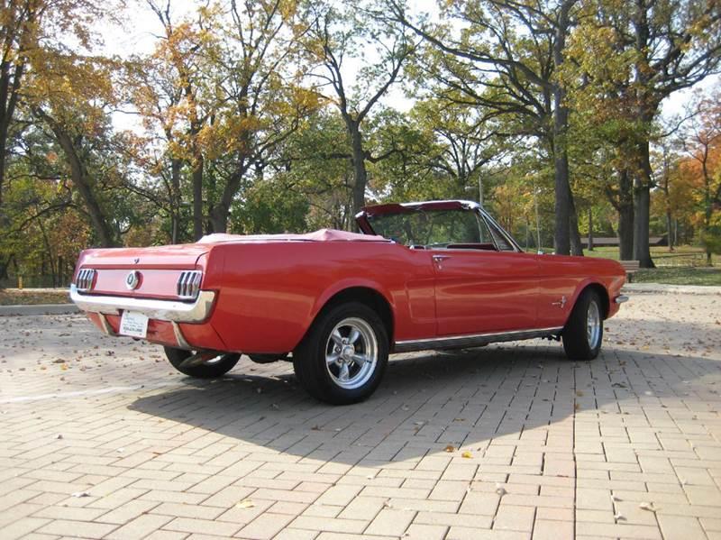 1965 Ford Mustang C CODE CONVERTIBLE - Geneva IL