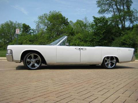 1965 Lincoln Continental For Sale - Carsforsale.com®
