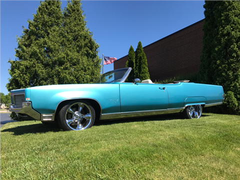 1969 Oldsmobile Ninety-Eight for sale in Geneva, IL