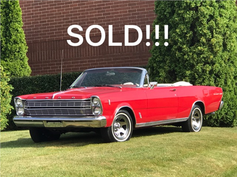 1966 Ford Galaxie for sale in Geneva, IL