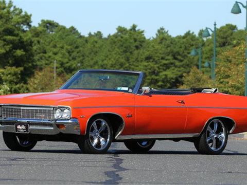 1970 Chevrolet Impala for sale in Geneva, IL