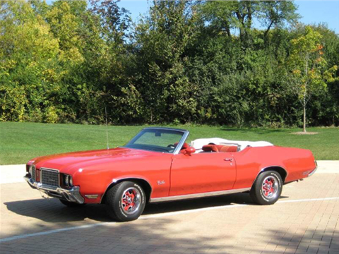 1972 Oldsmobile Cutlass for sale in Geneva, IL