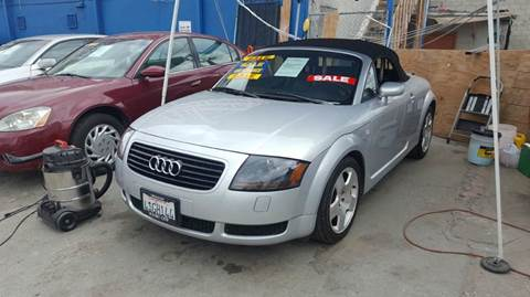 2001 Audi TT for sale in Los Angeles, CA