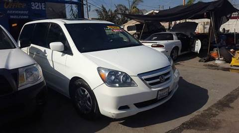 2005 Honda Odyssey for sale in Los Angeles, CA