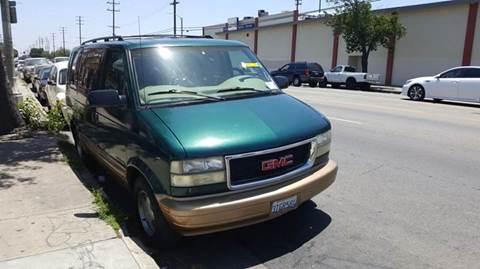1996 GMC Safari for sale in Los Angeles, CA
