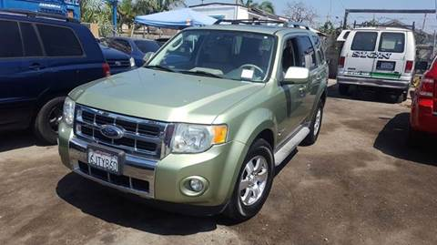2009 Ford Escape Hybrid for sale in Los Angeles, CA