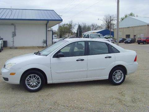 2007 Ford Focus for sale in Austin, MN