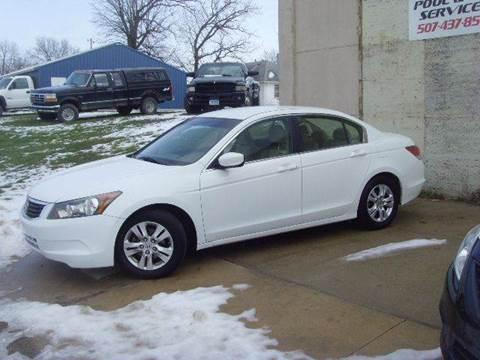 2008 Honda Accord for sale in Austin, MN