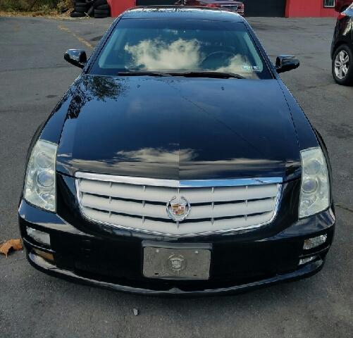 Awd Cadillac Cts: 2006 Cadillac Sts V6 AWD 4dr Sedan In Harrisburg PA