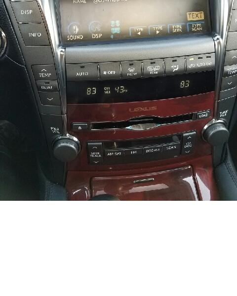 2008 Lexus LS 460 4dr Sedan - Harrisburg PA