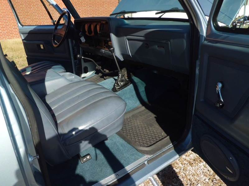 1989 Dodge Ramcharger 2dr 100 4WD SUV - East Alton IL