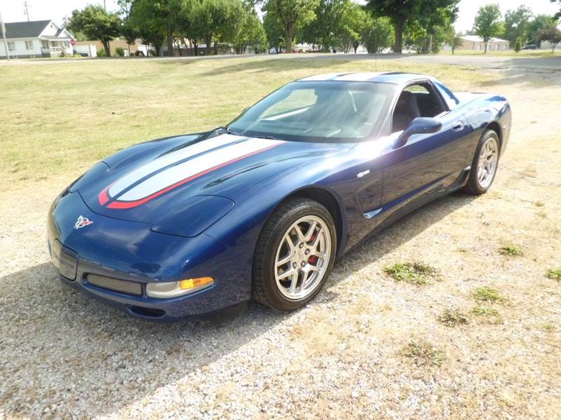 2004 Chevrolet Corvette Z06 2dr Coupe - East Alton IL