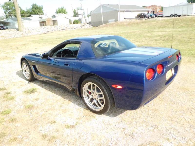2004 Chevrolet Corvette Z06 2dr Coupe - East Alton IL