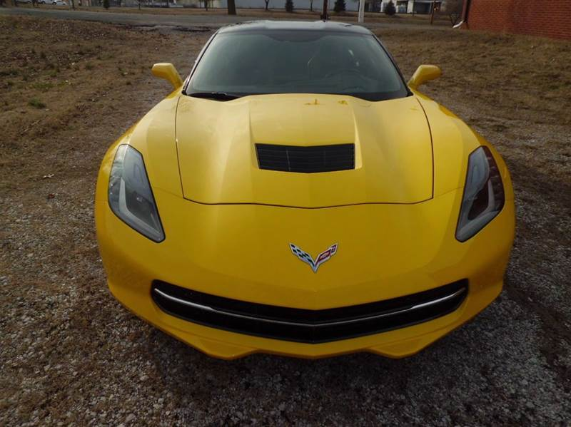 2015 Chevrolet Corvette Stingray 2dr Coupe w/3LT - East Alton IL