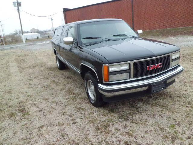 1993 Gmc Sierra 1500 Club Coupe 6 5 Ft Bed 2wd In East