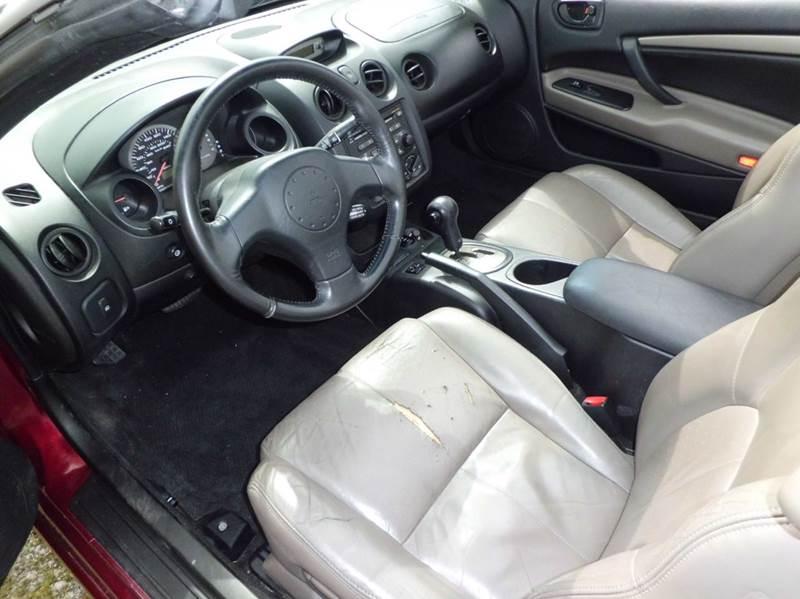 2005 Mitsubishi Eclipse Spyder GTS 2dr Convertible - East Alton IL