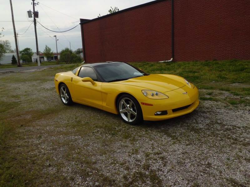 2006 Chevrolet Corvette 2dr Coupe - East Alton IL