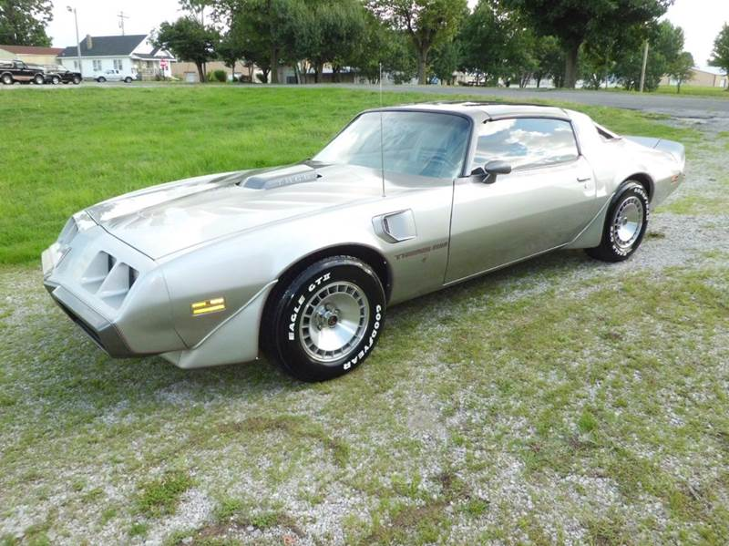 1979 Pontiac Firebird Trans Am 10th Ann. Limited Edition - East Alton IL